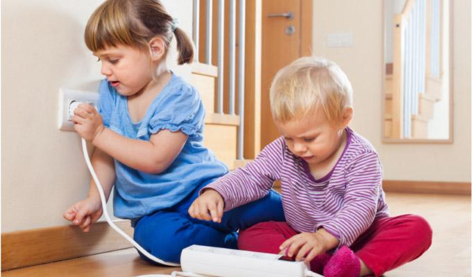 Kako sačuvati decu od nezgoda?