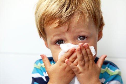 Kako da lečimo prehladu kod dece?