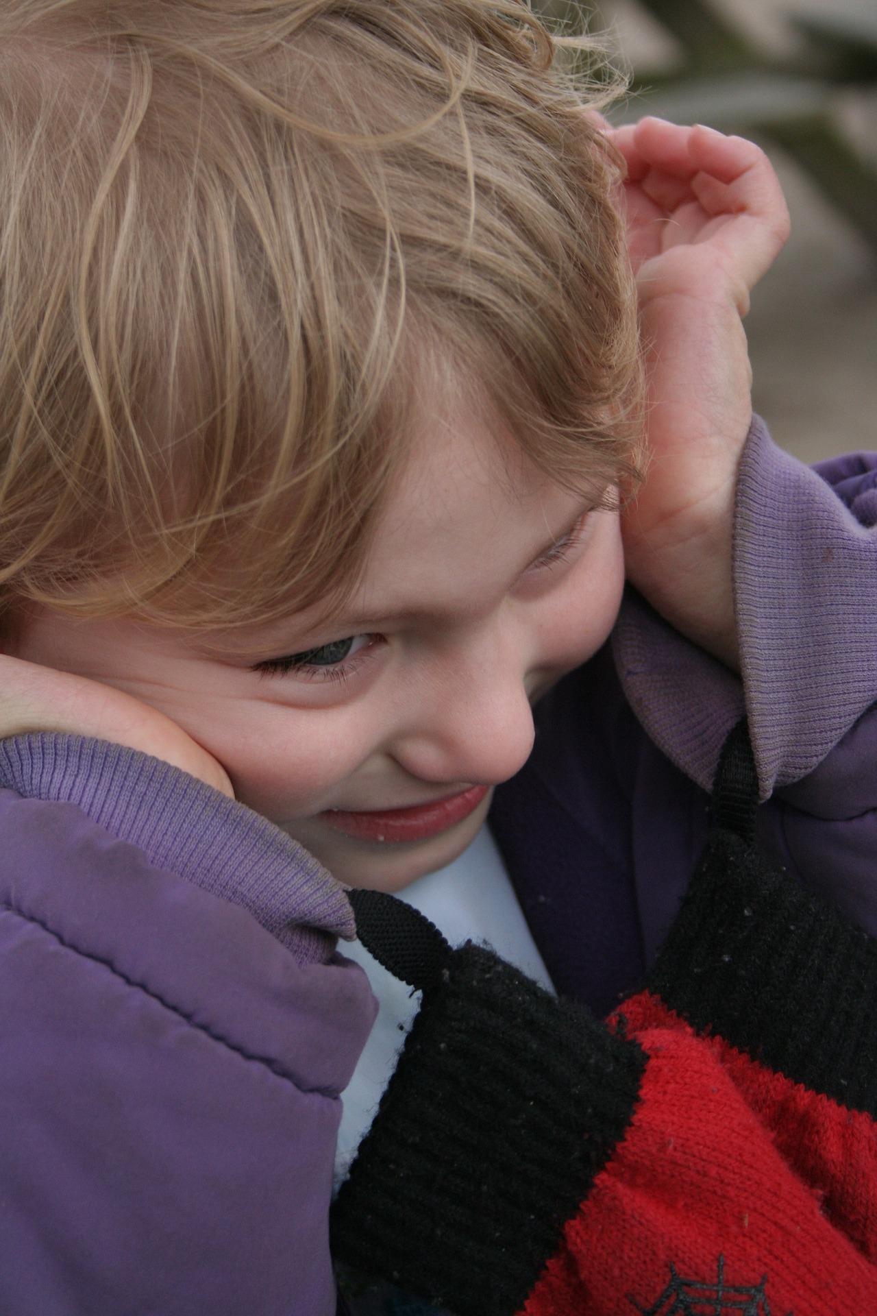 Dete sa poremećajem iz spektra autizma