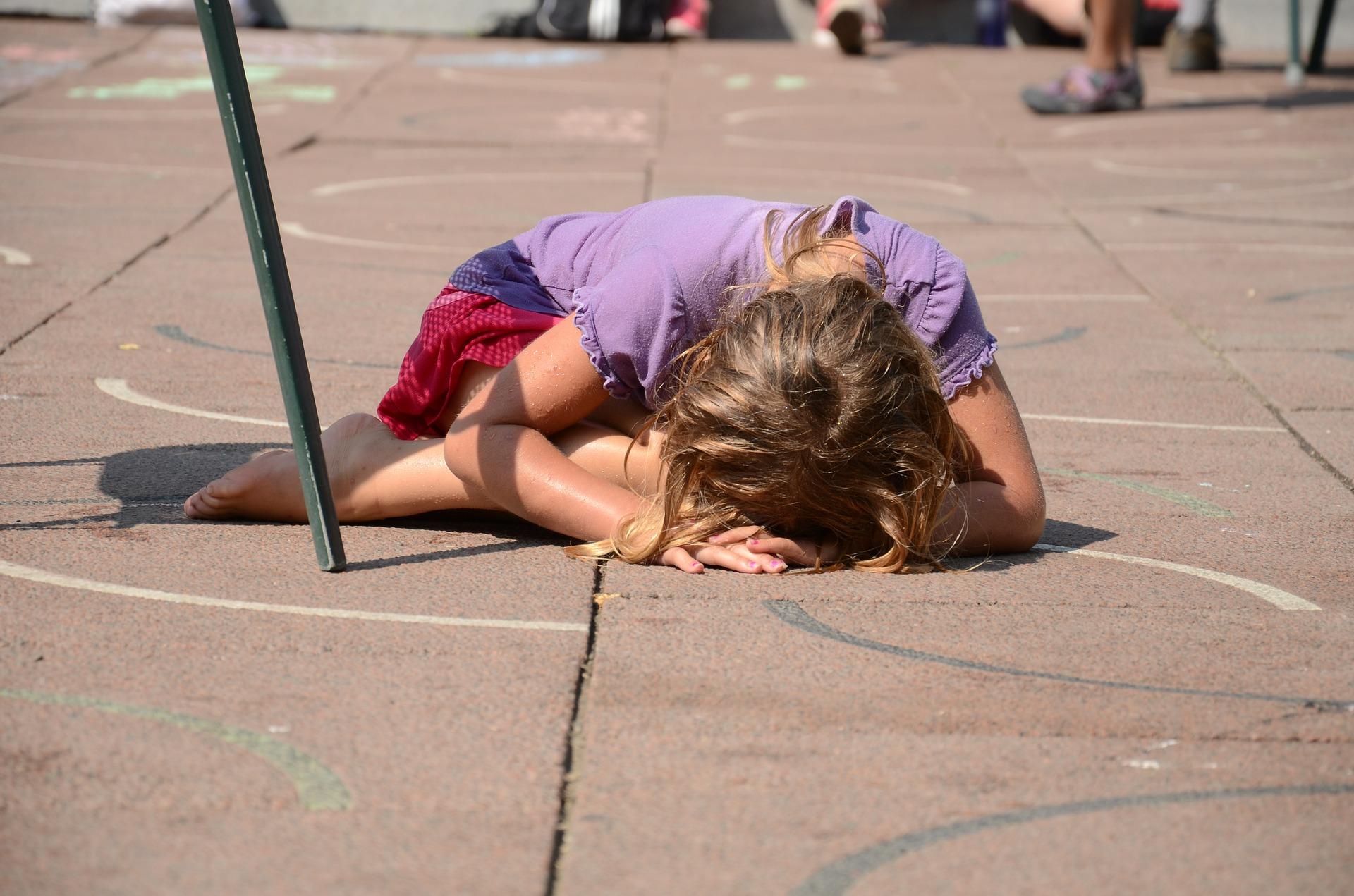 Kako da preživite napade besa kod malog deteta?